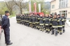 Kremser KHD-Bereitschaft übt bei der BTF Worthington in Kienberg