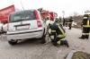 Unfall mit zwei Fahrzeugen auf der Ortsdurchfahrt in Zeiselberg