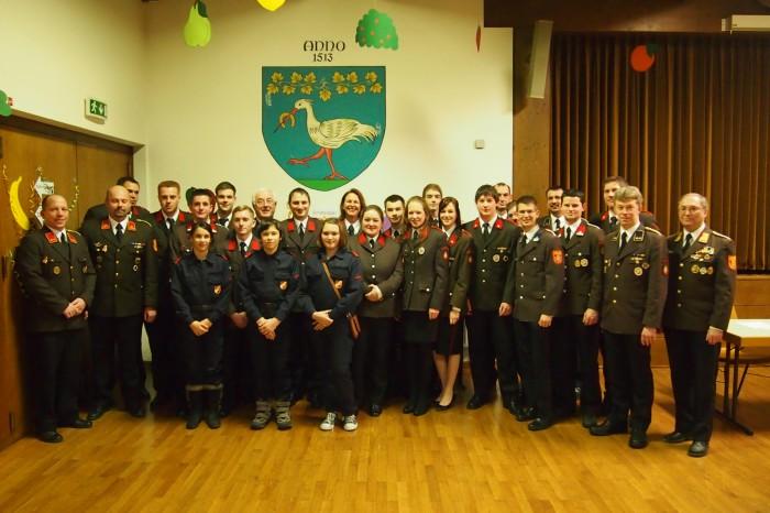 Mitgliederversammlung der FF Lengenfeld