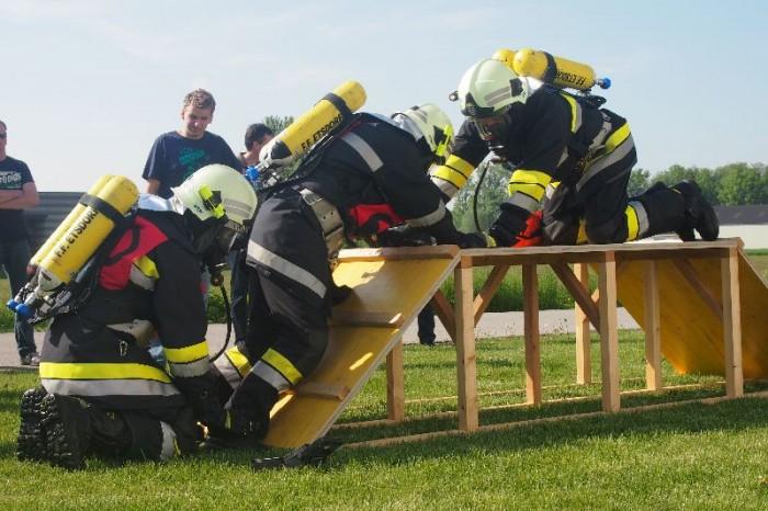 Ausbildungsprüfung Atemschutz FF Etsdorf