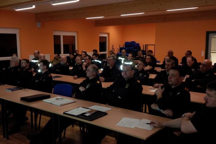 "Kommandantenfortbildung 2014 ""Zukunftsschmiede Feuerwehr"""