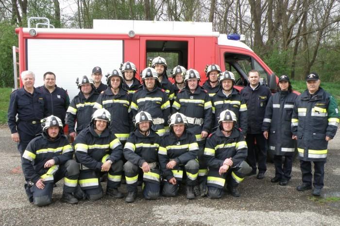 FF Elsarn-Wiedendorf mit zwei Gruppen erfolgreich bei APLE