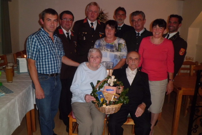 90. Geburtstag EHVM Leopold Schiegl