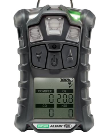 4 Gas Messgerät – MSA AUER ALTAIR 4X bei der FF Langenlois stationiert