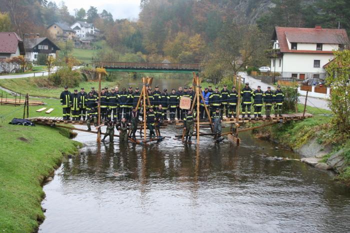 KHD-Übung 2014 in Hohenstein