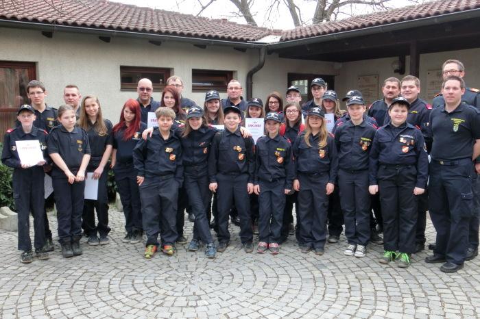 Wissenstest – Die Königsdisziplin der Feuerwehrjugend – FJ Langenlois