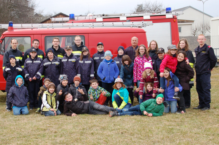 Action Day der Feuerwehrjugend Etsdorf und Engabrunn