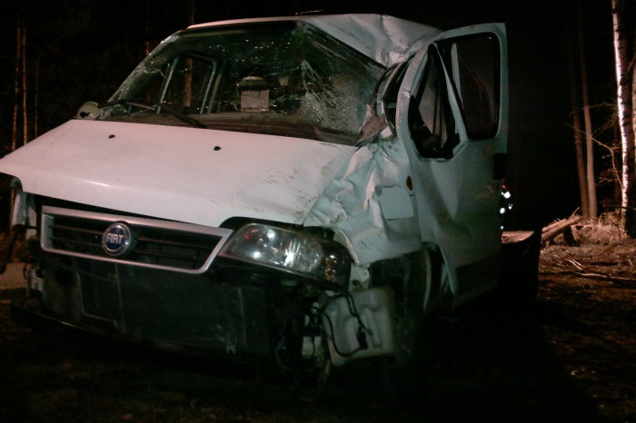 Verkehrsunfall auf der  L7006 von Reith nach Reisert
