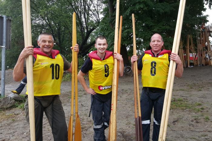 Wasserdienstleistungsbewerbe 2015 in Mauternbach