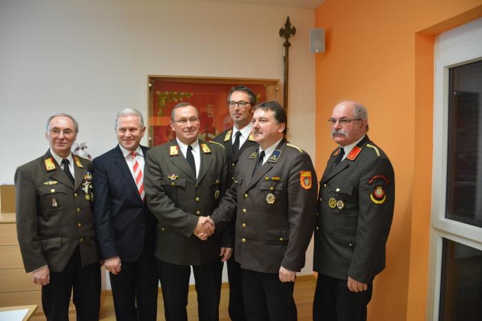 Mitgliederversammlung mit Neuwahlen der FF Gobelsburg/Zeiselberg