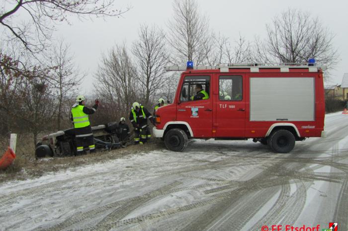 Einsatzreicher Tag für die Feuerwehr Etsdorf