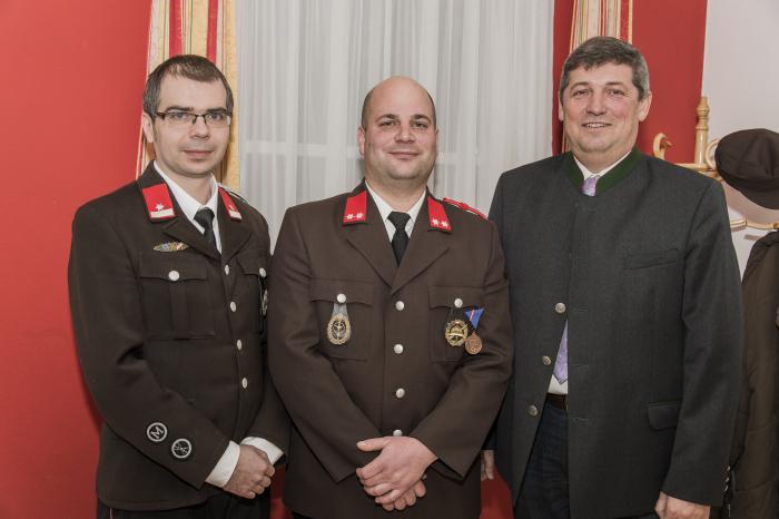 Mitgliederversammlung der FF Thürneustift