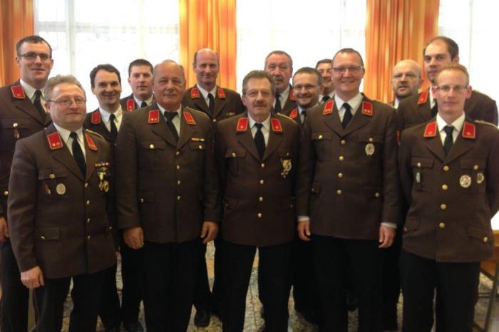 Neuer Kommandant im Unterabschnitt Grafenegg