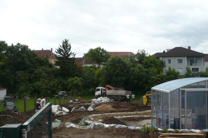 LKW Bergung in Gobelsburg