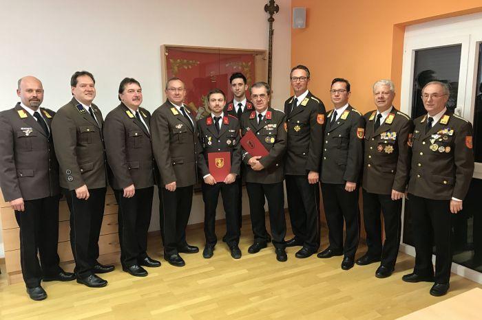 Kommandantendienstbesprechung 2016