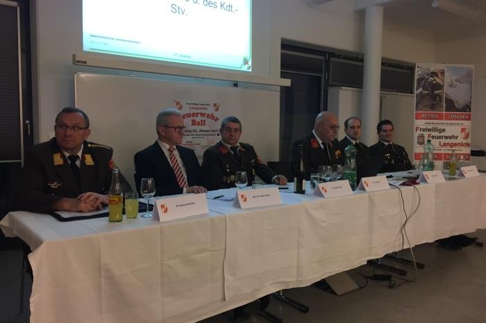 159. Mitgliederversammlung der FF Langenlois – 23.648 Stunden für die Allgemeinheit geleistet!