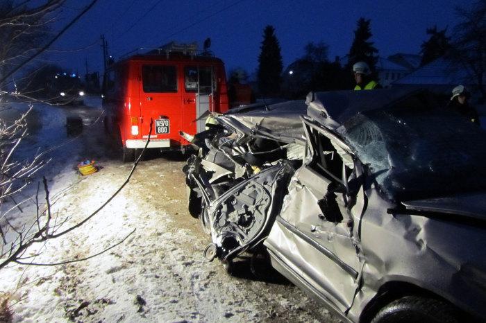 Verkehrsunfall – Zug gegen PKW