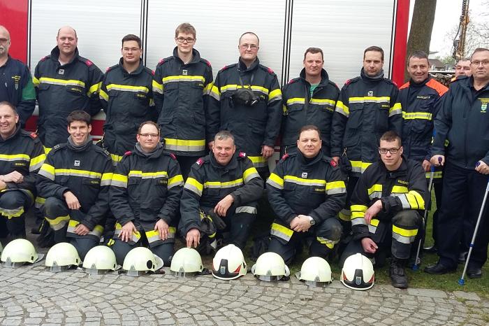 Erfolgreiche APAS für die FF Straß und FF Obernholz-Diendorf