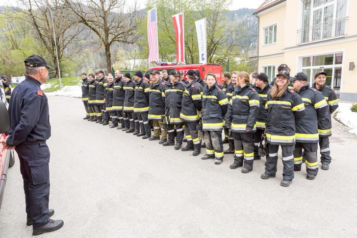 KHD-Zugsübung in Kienberg