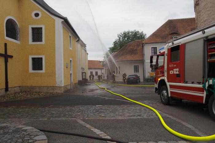 Unterabschnittsübung in Hadersdorf
