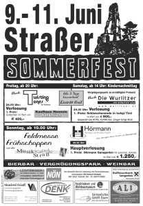 FF_STRASS_Sommerfest 2017_Plakat