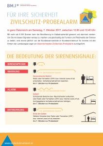 BMI-Zivilschutzarlarm 2017