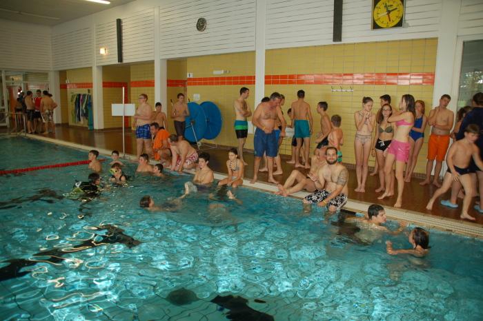 6. Schwimmvergleichsbewerb der Feuerwehrjugend