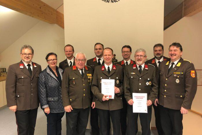 140. Mitgliederversammlung der FF Kammern