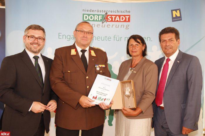 """Bester Waldviertler Freiwilliger 2018"""