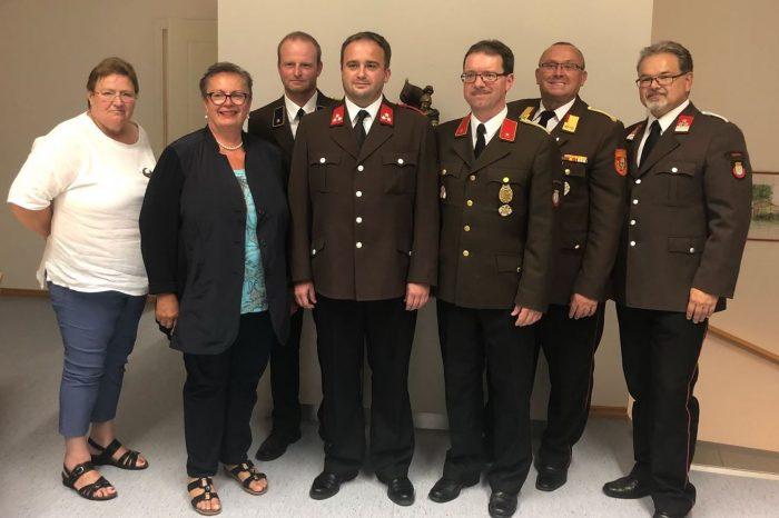 Neues Kommando bei der FF Kammern