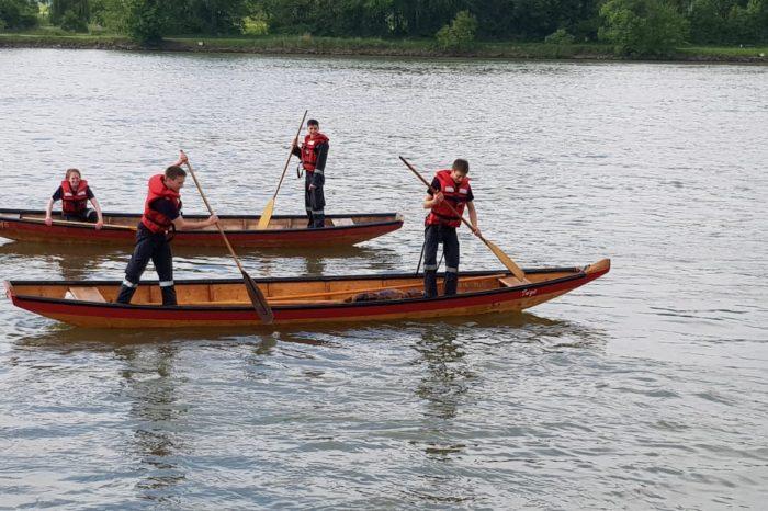 Wasserdienstübung am WÜPL Krems