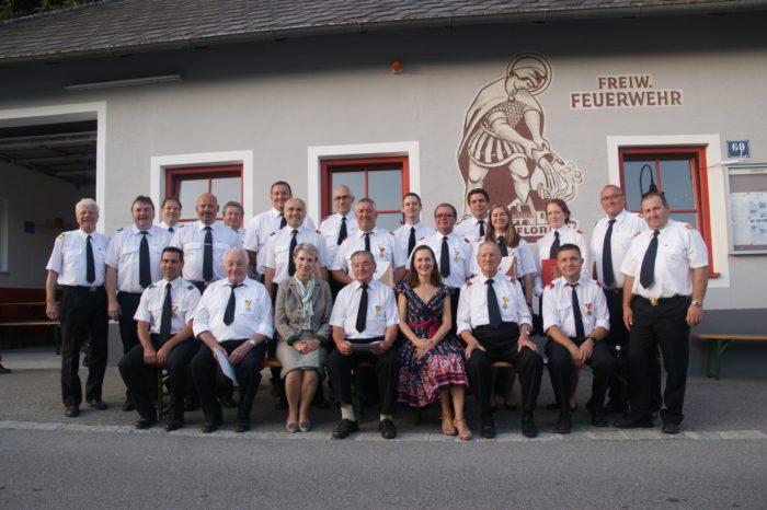 Abschnittsfeuerwehrtag in Reith 2019