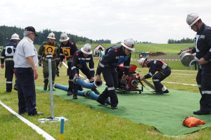 22. AbschnittsFeuerwehrLeistungsBewerb in Preinreichs