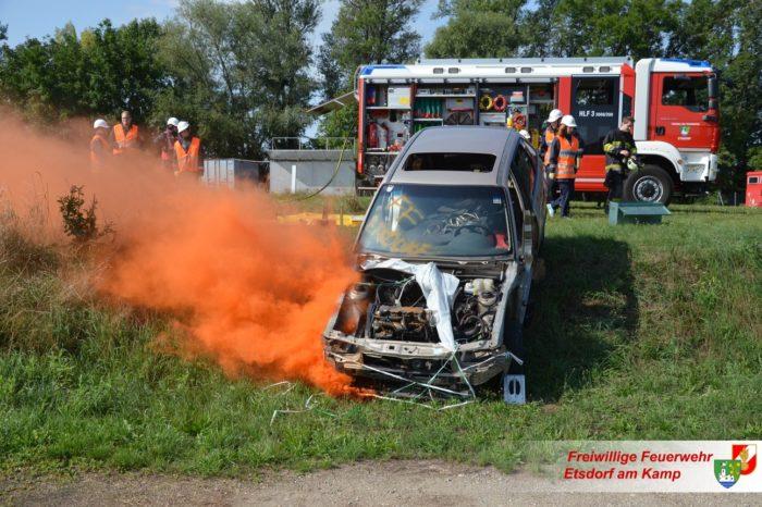 24 Stunden Bereitschaft Feuerwehrjugend Etsdorf