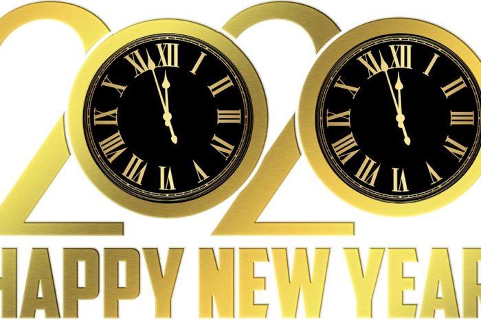 Guten Rutsch & alles Gute für 2020!