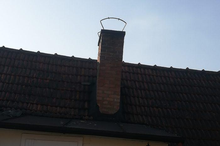 B1 Kaminbrand für die Feuerwehr Plank am Kamp