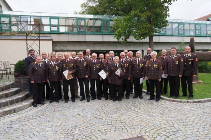 Abschnittsfeuerwehrtag in der Gartenbauschule Langenlois